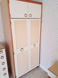 Schreiber Fitted Bedroom Furniture Reduced Vintage Schreiber Bedroom Furniture 60s Style 2 Door
