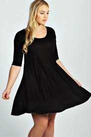 7 great pieces from boohoo u0027s new plus size line cute dresses and