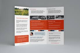 psd brochure templates free high quality template