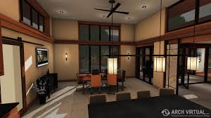 Home Design Simulation Games Forest Home Architectural Visualization Real Estate Simulation
