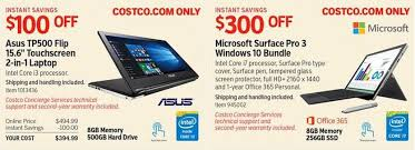 the best deals in laptop with core i7 black friday costco black friday 2015 ad includes 230 15 6 inch acer