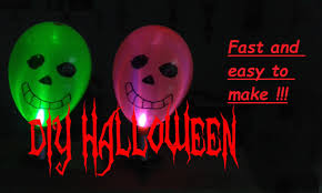 easy u0026 fast halloween lighting decorations u2013 diy scary house