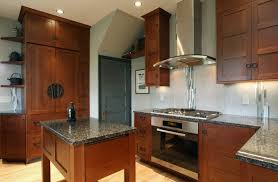 Kitchen Cabinets Portland Oregon A Japanese Tansu Style Kitchen Spectrum Homes Portland