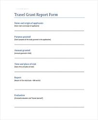 10 grant report templates free premium templates