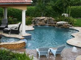 Beach Themed Backyard 205 Best Pools U0026 Spas Images On Pinterest Landscaping Backyard