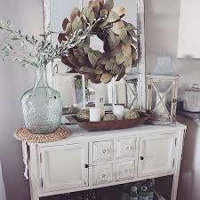 how to decorate a buffet table pin by on rustic glam home farmhouse style