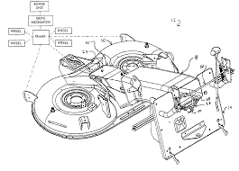 patent us6862874 discharge stopper units for mower decks