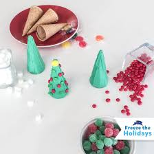 freeze the holidays challenge a very delicious diy build your