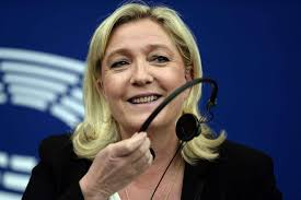 Marine Le Pen Marine Le Pen To Form A New Political Group In The Ep Really Bad