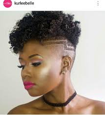 short haircuts eith tapered sides 136 best hair for naturals images on pinterest hair dos