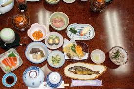 traditional japanese dinner at tajimaya minshuku picture of