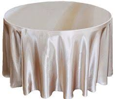 Buy Table Linens Cheap - 12 satin 120