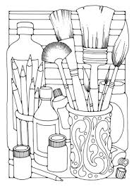 dazzling design inspiration coloring pages for adults to print