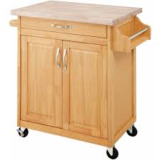 Moving Kitchen Island by Mainstays Kitchen Island Cart Multiple Finishes Walmart Com