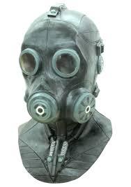 deluxe smoke mask