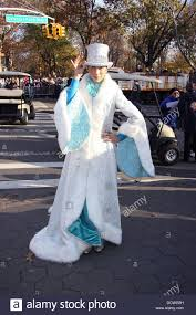 johnny weir the 85th macy s thanksgiving day parade new york city