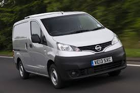 nissan california set up nissan nv200 pictures nissan nv200 front road view auto express