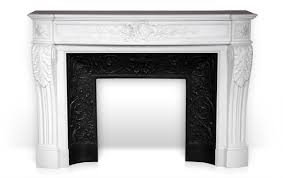 arcadie custom made louis xvi style fireplace mantel made out of