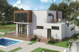 visualization of a house with a swimming pool u2013 lexstorm3d