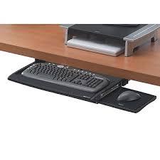Cable Tray Under Desk Keyboard Tray Under Desks