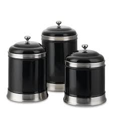 black ceramic kitchen canisters 65 best kitchen canister images on kitchen