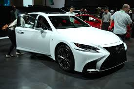 2018 lexus gs350 f sport tour the lexus booth at the los angeles auto show gallery
