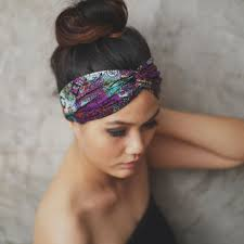 boho headband best fuschia headband products on wanelo