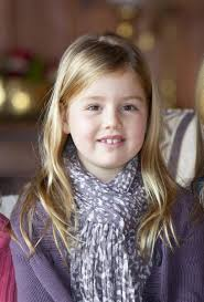Alexia by Princess Alexia Of The Netherlands Age 8 World Royal Families