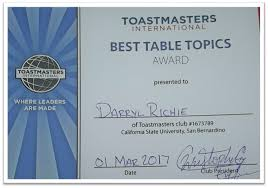 toastmasters table topics contest questions toastmasters at csusb finally won table topics