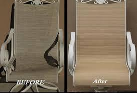 patio chair repair fresh worn patio furniture repair or replace diy