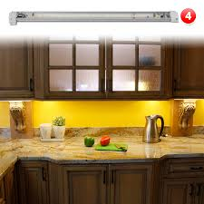 Under Cabinet Shelves by 4x20 Led 12