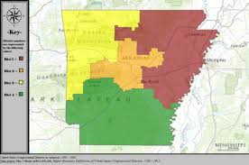 us house of representatives district map for arkansas arkansas s congressional districts