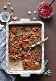 thanksgiving quinoa casserole nosh and nourish