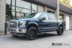 Ford F150 Truck Rims - ford f150 with 20in black rhino sierra wheels exclusively from