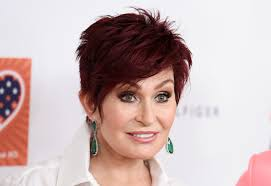 back view of sharon osbourne haircut ten things you didn t know about sharon osbourne hairstyle