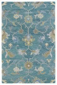 charlton home casper blue area rug u0026 reviews wayfair