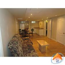 quiet and private basement apt for short term apartments for