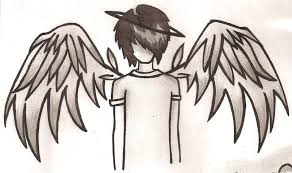 emo angel thingthing by fangzita on deviantart