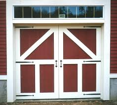 Overhead Barn Doors Overhead Barn Doors S Pole Barn Garage Door Opening