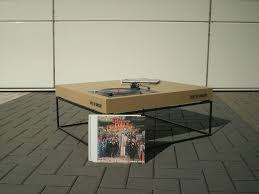 lost in music record player coffee table