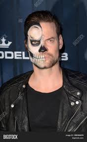 los angeles halloween party los angeles oct 22 shane west at the 2016 maxim halloween party