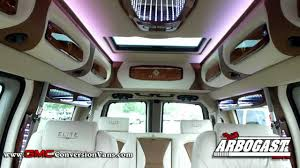 new 2012 gmc southern comfort conversion van high top dave