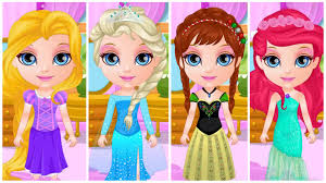 Ariel Clothes For Toddlers Baby Barbie Disney Princess Costumes Elsa Anna Rapunzel Ariel