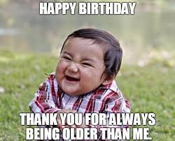 Funny Rude Memes - funny weird happy birthday meme 2017 free download