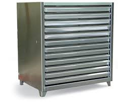 strong hold products stainless steel print storage cabinet