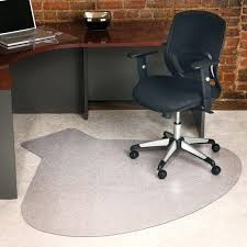 desk chair carpet protector carpet protector mats for office chairs phos s carpet cover office