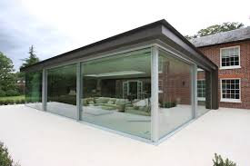 shenfield mill an open glass extension case study slim frame