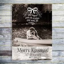 married christmas cards our christmas as mr and mrs card just married christmas
