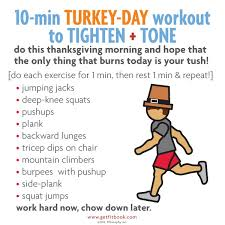 7 best thanksgiving workouts images on awesome things