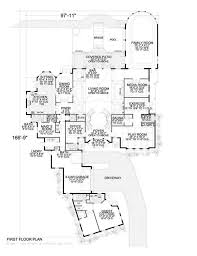 mission floor plans 5 bedroom w s room and guest cottage well my